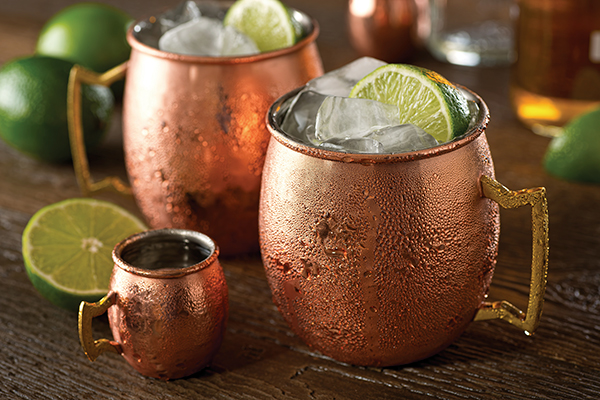 Mistletoe Mule Recipe!
